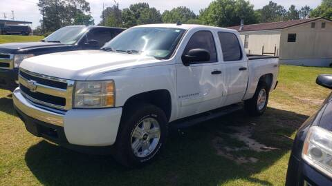 2007 Chevrolet Silverado 1500 for sale at Lakeview Auto Sales LLC in Sycamore GA