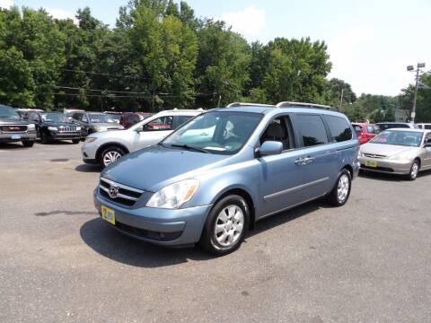 2007 Hyundai Entourage for sale at United Auto Land in Woodbury NJ