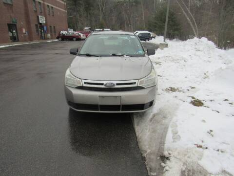 2008 Ford Focus for sale at Heritage Truck and Auto Inc. in Londonderry NH