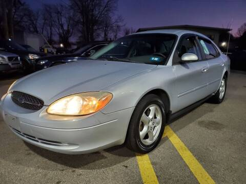 2003 Ford Taurus for sale at MX Motors LLC in Ashland MA
