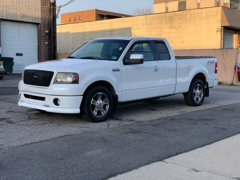 2007 Ford F-150 for sale at Innovative Auto Group in Hasbrouck Heights NJ