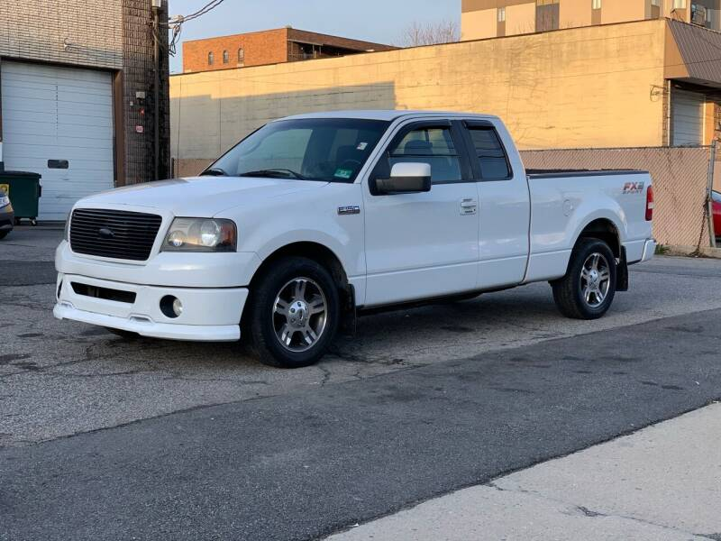 2007 Ford F-150 for sale at Innovative Auto Group in Little Ferry NJ