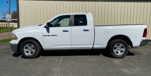 2011 RAM Ram Pickup 1500 for sale at Bobby Lafleur Auto Sales in Lake Charles LA