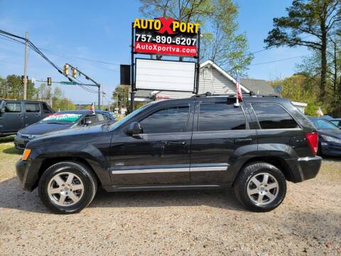 2009 Jeep Grand Cherokee for sale at Autoxport in Newport News VA