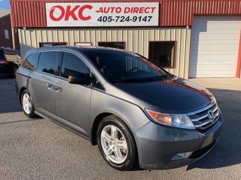 2012 Honda Odyssey for sale at OKC Auto Direct in Oklahoma City OK
