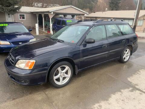 2001 Subaru Legacy for sale at Harpers Auto Sales in Kettle Falls WA