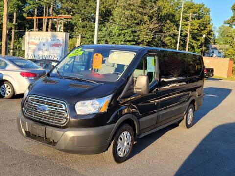 2015 Ford Transit Cargo for sale at United Auto Service in Leominster MA