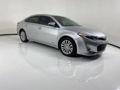 2013 Toyota Avalon Hybrid for sale at PHIL SMITH AUTOMOTIVE GROUP - Toyota Kia of Vero Beach in Vero Beach FL