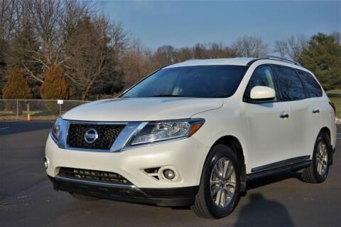 2014 Nissan Pathfinder for sale at Speedy Automotive in Philadelphia PA