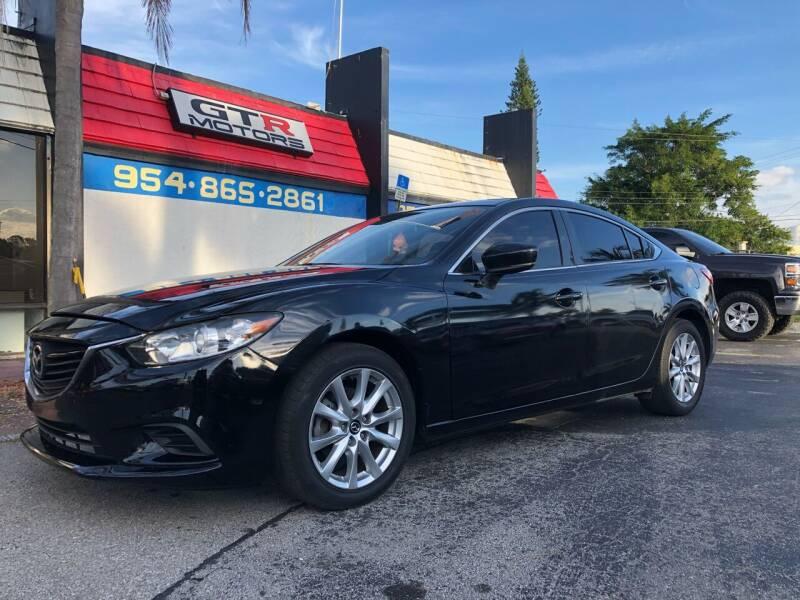 2017 Mazda MAZDA6 for sale in Hollywood, FL