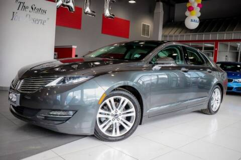 2016 Lincoln MKZ for sale at Quality Auto Center in Springfield NJ