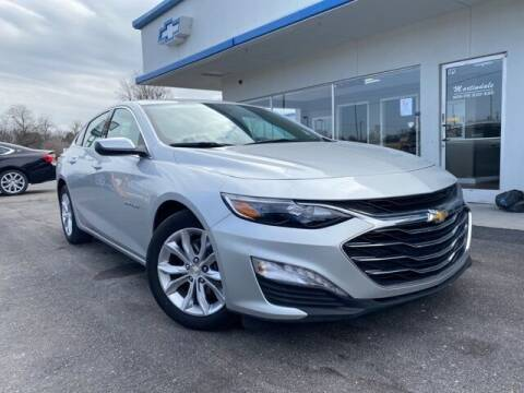 2020 Chevrolet Malibu for sale at MARTINDALE CHEVROLET in New Madrid MO