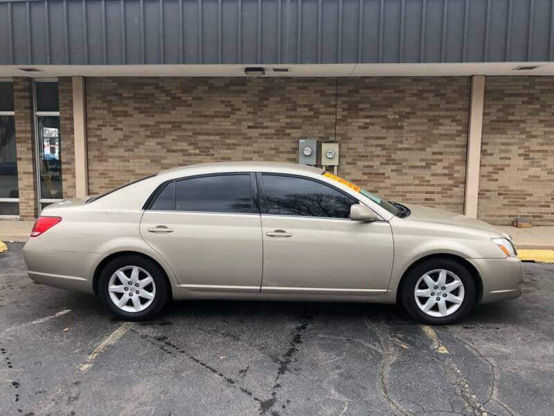 2006 Toyota Avalon for sale at Arandas Auto Sales in Milwaukee WI