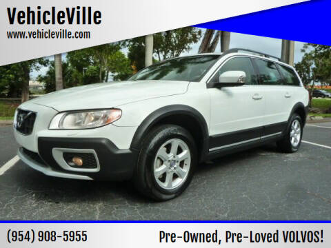 2011 Volvo XC70 for sale at VehicleVille in Fort Lauderdale FL