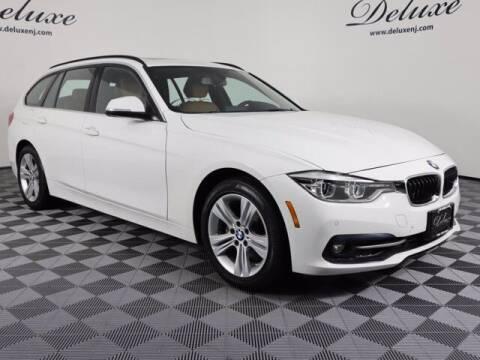 2017 BMW 3 Series for sale at DeluxeNJ.com in Linden NJ