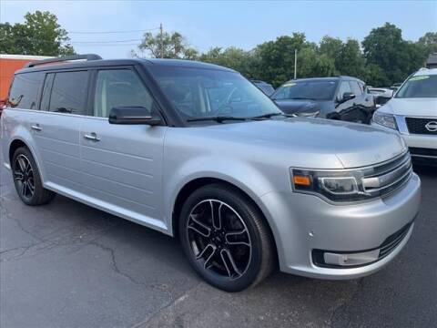 2015 Ford Flex for sale at HUFF AUTO GROUP in Jackson MI