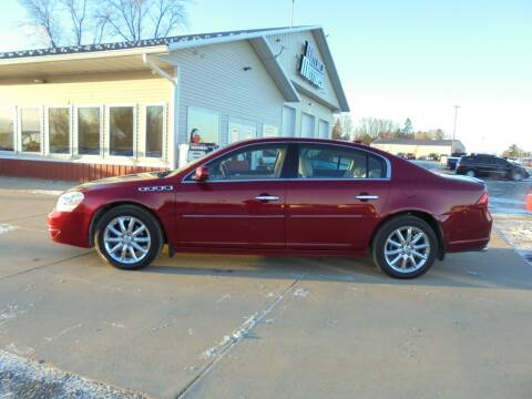 2011 Buick Lucerne for sale at Milaca Motors in Milaca MN
