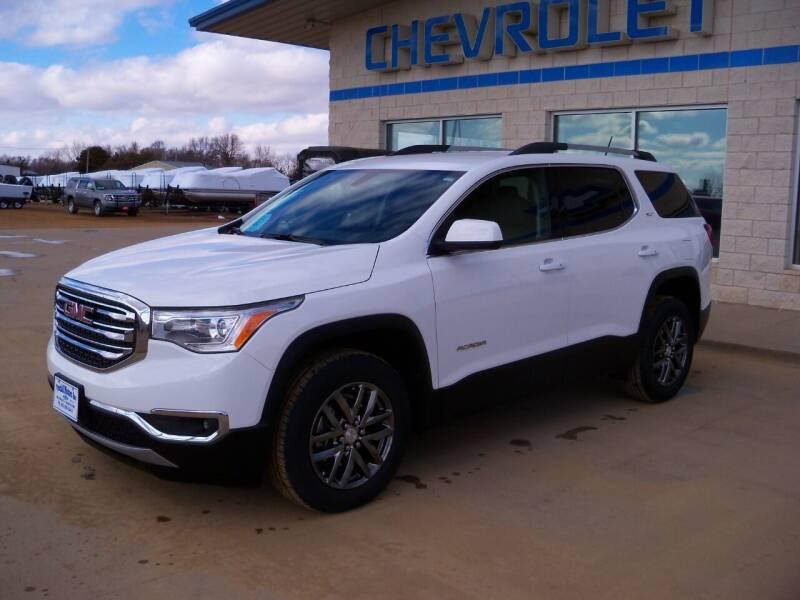 2017 GMC Acadia for sale at Tyndall Motors in Tyndall SD