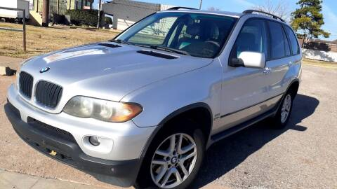 2006 BMW X5 for sale at Automay Car Sales in Oklahoma City OK
