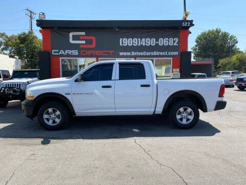 2012 RAM Ram Pickup 1500 for sale at Cars Direct in Ontario CA