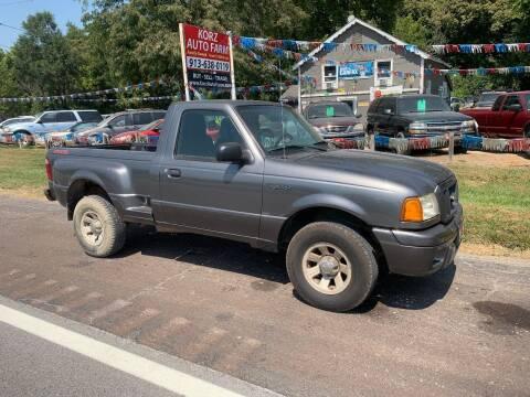 2004 Ford Ranger for sale at Korz Auto Farm in Kansas City KS