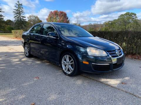2005 Volkswagen Jetta for sale at 100% Auto Wholesalers in Attleboro MA