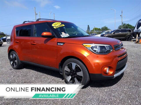2019 Kia Soul for sale at Car Spot Of Central Florida in Melbourne FL