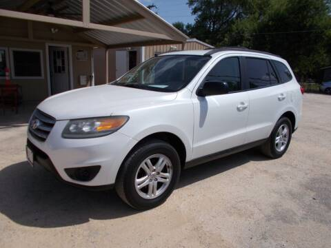 2012 Hyundai Santa Fe for sale at DISCOUNT AUTOS in Cibolo TX