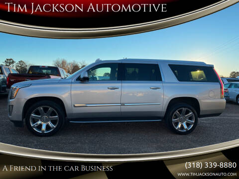2011 Cadillac Escalade for sale at Auto Group South - Tim Jackson Automotive in Jonesville LA