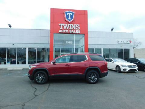 2019 GMC Acadia for sale at Twins Auto Sales Inc Redford 1 in Redford MI