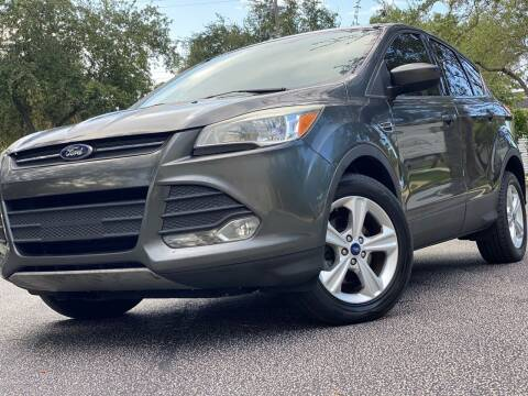 2015 Ford Escape for sale at HIGH PERFORMANCE MOTORS in Hollywood FL