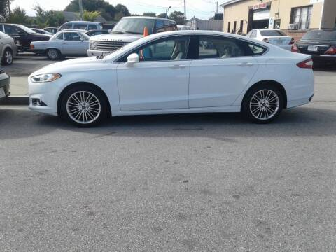 2015 Ford Fusion for sale at Nelsons Auto Specialists in New Bedford MA