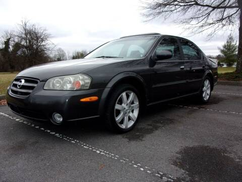 2002 Nissan Maxima for sale at Unique Auto Brokers in Kingsport TN