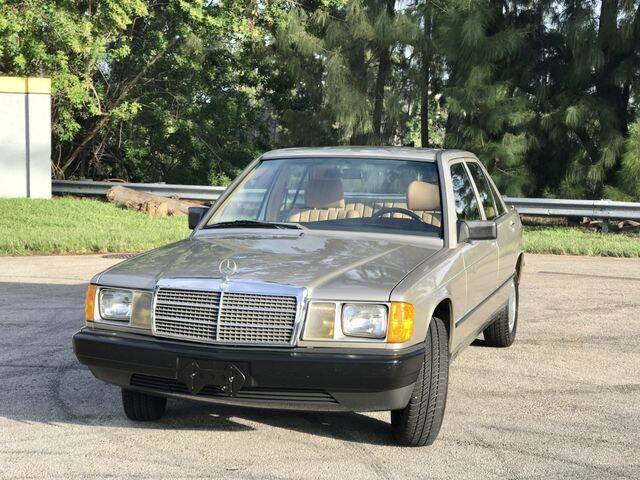 1985 Mercedes-Benz 190-Class for sale at Exclusive Impex Inc in Davie FL