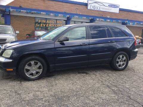 2005 Chrysler Pacifica for sale at Duke Automotive Group in Cincinnati OH