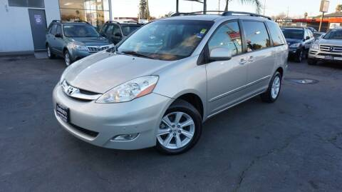 2006 Toyota Sienna for sale at Industry Motors in Sacramento CA