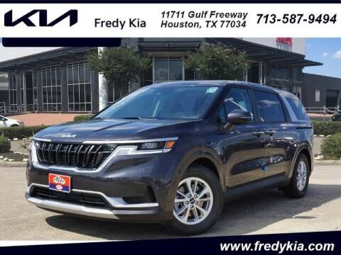 2022 Kia Carnival for sale at FREDY KIA USED CARS in Houston TX