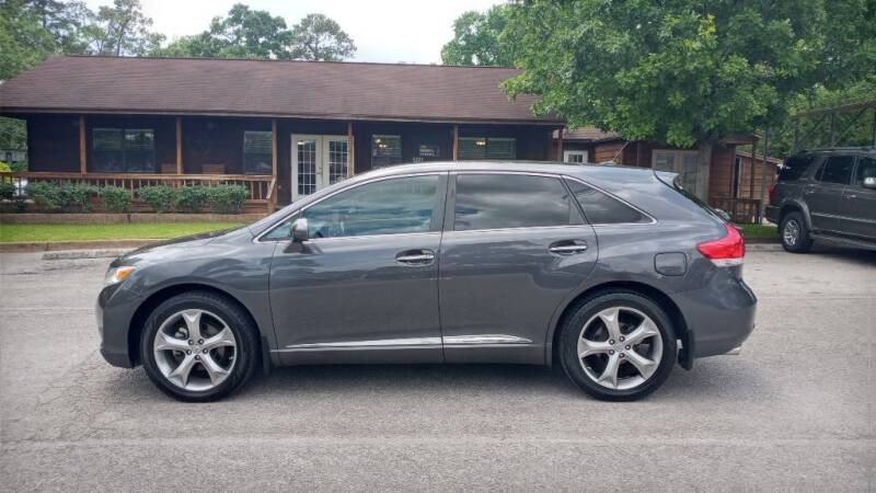 2012 Toyota Venza for sale at Victory Motor Company in Conroe TX
