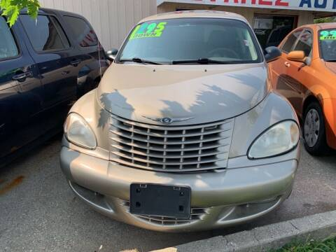 2004 Chrysler PT Cruiser for sale at ALVAREZ AUTO SALES in Des Moines IA