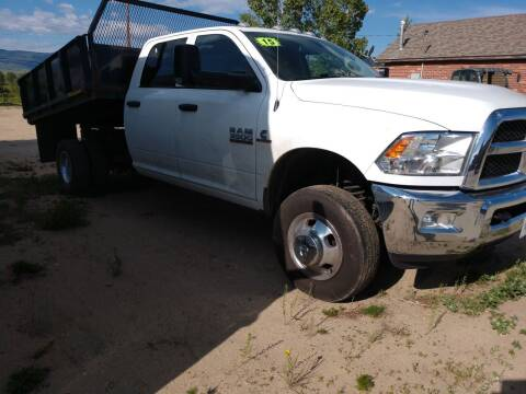 2015 RAM Ram Chassis 3500 for sale at HIGH COUNTRY MOTORS in Granby CO