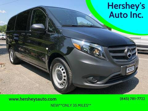 2018 Mercedes-Benz Metris for sale at HERSHEY'S AUTO INC. in Monroe NY