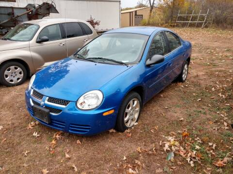 2005 Dodge Neon for sale at Paulson Auto Sales in Chippewa Falls WI