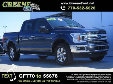2018 Ford F-150 for sale at Nerd Motive, Inc. - NMI in Atlanta GA