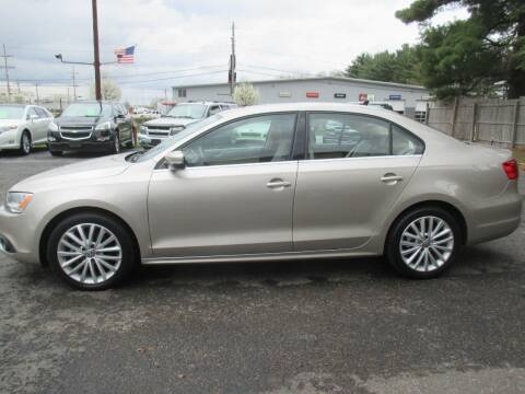 2014 Volkswagen Jetta for sale at Home Street Auto Sales in Mishawaka IN