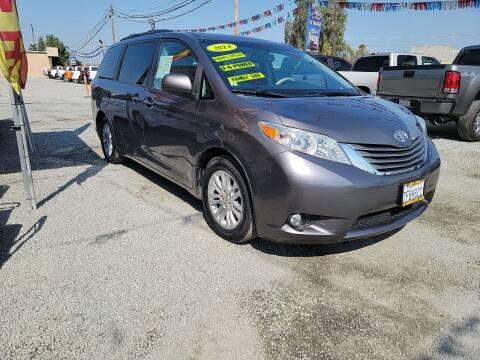 2014 Toyota Sienna for sale at La Playita Auto Sales Tulare in Tulare CA