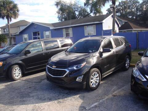 2020 Chevrolet Equinox for sale at Mikano Auto Sales in Orlando FL
