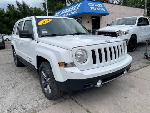 2014 Jeep Patriot for sale at Great Lakes Auto House in Midlothian IL