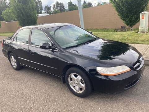 2000 Honda Accord for sale at Blue Line Auto Group in Portland OR