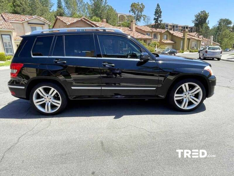 2012 Mercedes-Benz GLK for sale in Los Angeles, CA