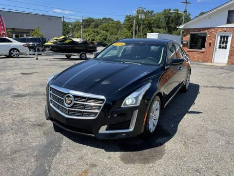 2014 Cadillac CTS for sale at L&M Auto Import in Gastonia NC